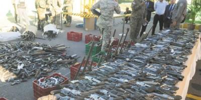 Ley de armas, recurso contra la delincuencia