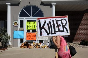 Y se le acusó de ser un asesino Foto:Getty Images