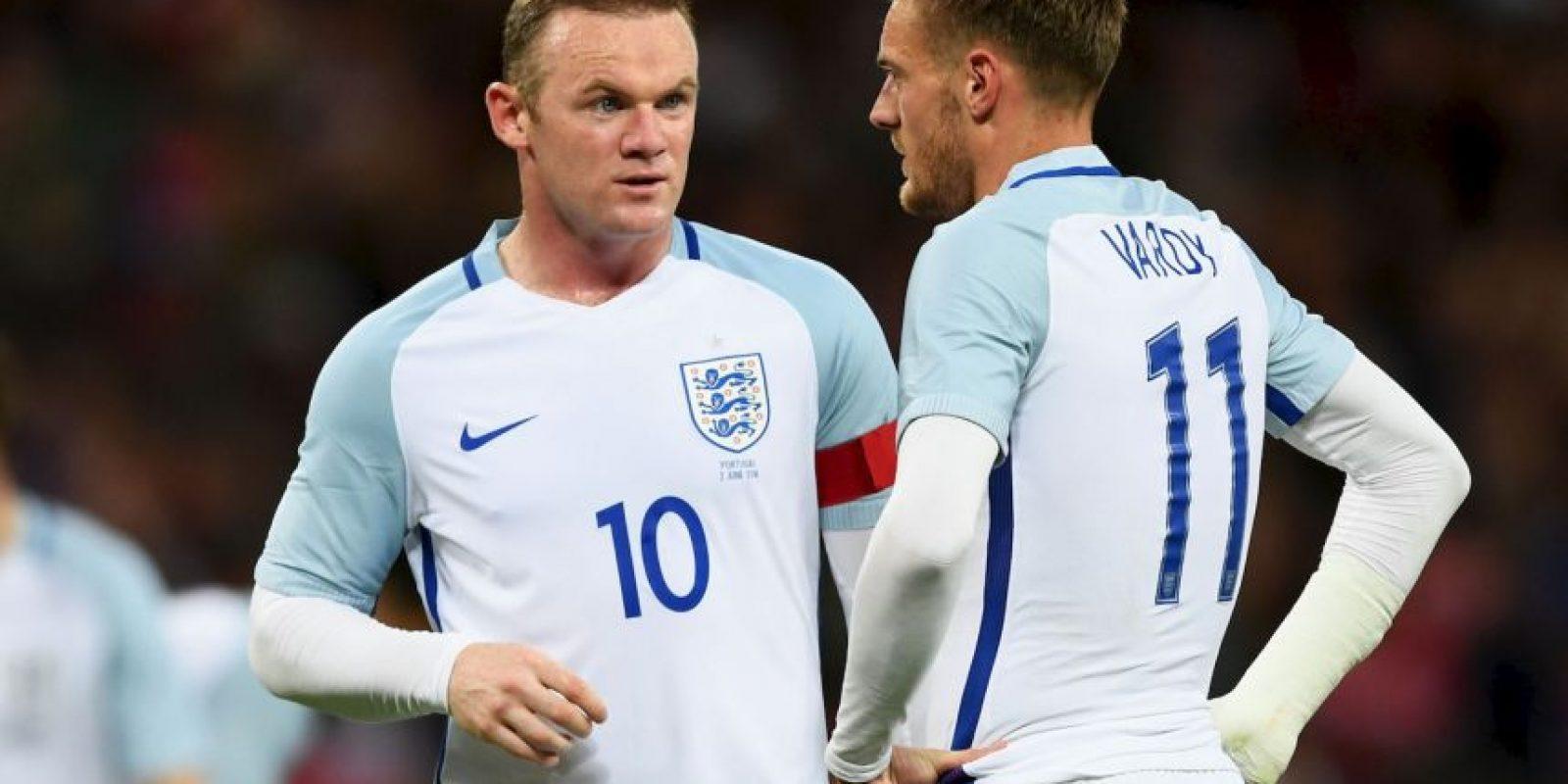 Inglaterra vs. Rusia Foto:Getty Images