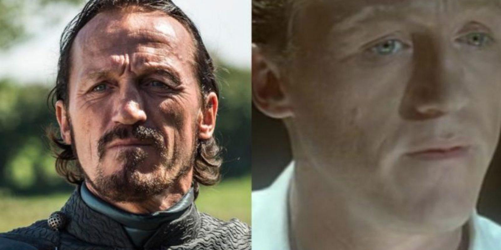 Jerome Flynn, Bronn, fue parte de un dúo pop en los 90. Foto:HBO/Youtube