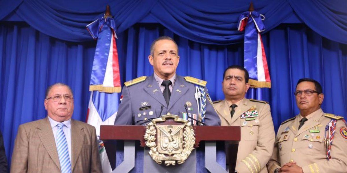 Gobierno ordena reforzar patrullaje mixto y registro y control de motoristas