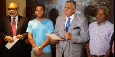 Víctor Estrella logra clasificación a Juegos Olímpicos de Río de Janeiro