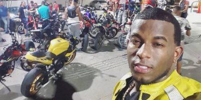 Artista urbano Crazy Design sufre accidente en motocicleta