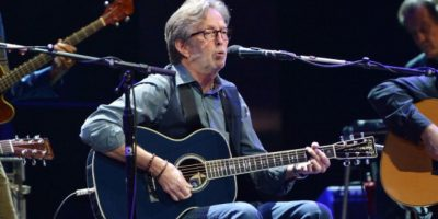 Es el cuarto mejor guitarrista, de acuerdo a un ranking de la empresa de música Gibson Foto:Getty Images