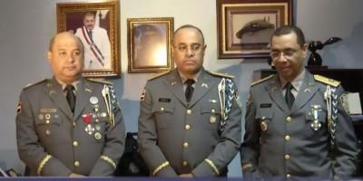 El general Nelson Rosario Guerrero será nuevamente vocero de la Policía