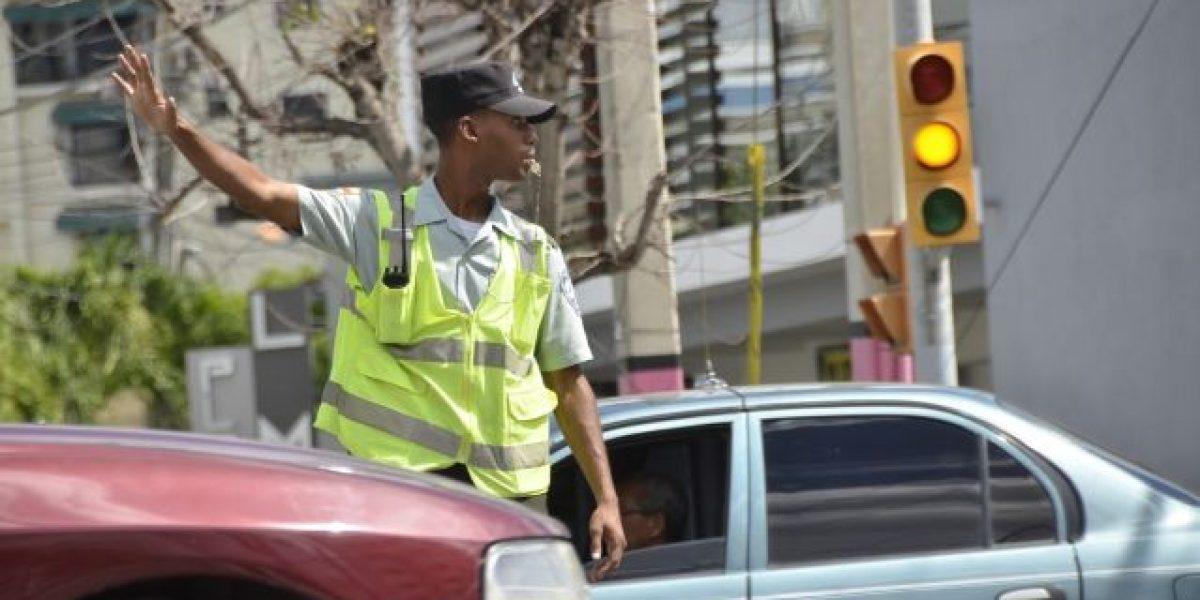 AMET refuerza personal de servicio para viabilizar tráfico por Asamblea de OEA
