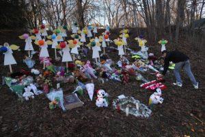 3. 14 de diciembre de 2012, Escuela Primaria Sandy Hook Foto:Getty Images