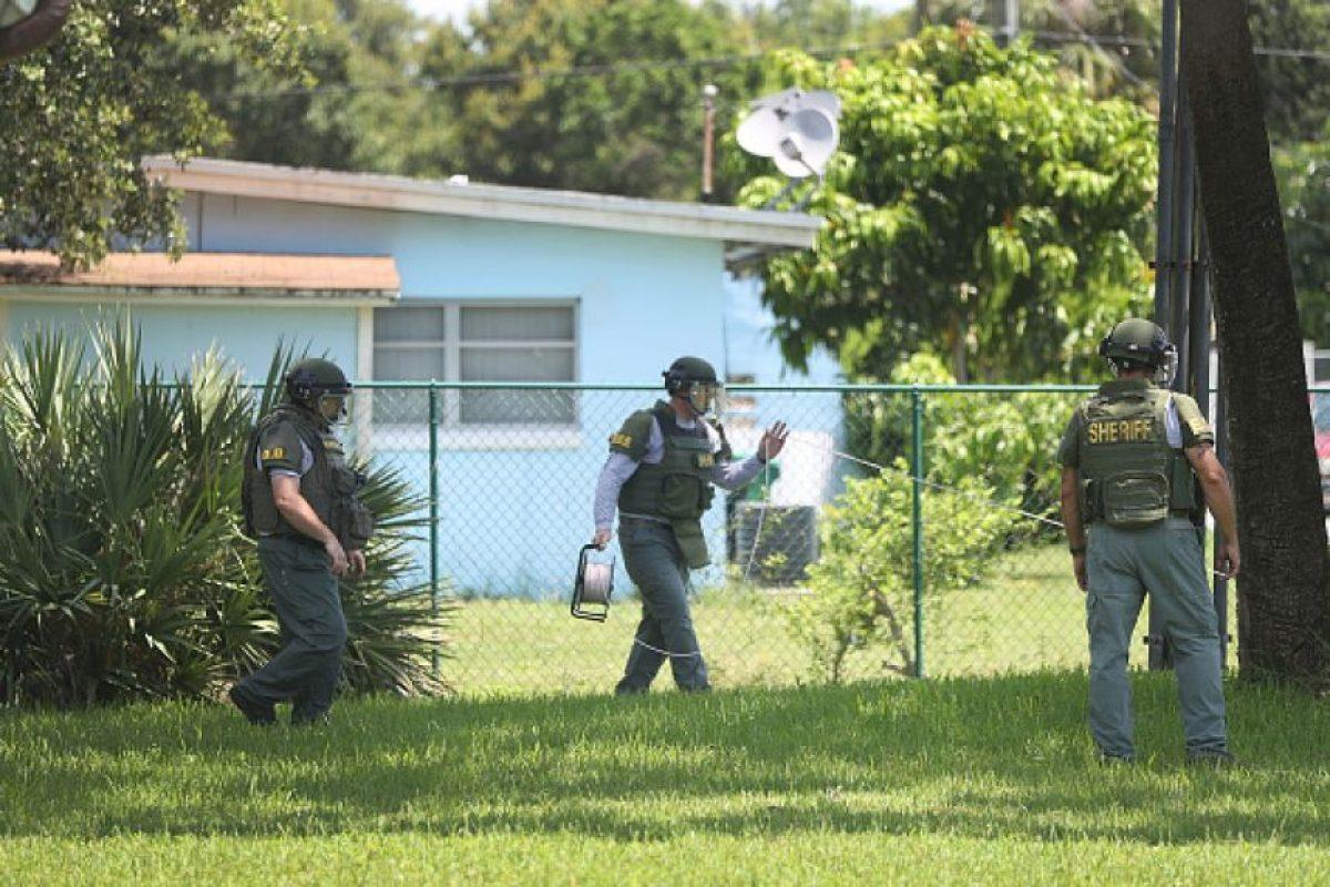 Ya se investiga la casa del sospechoso Foto:Getty Images