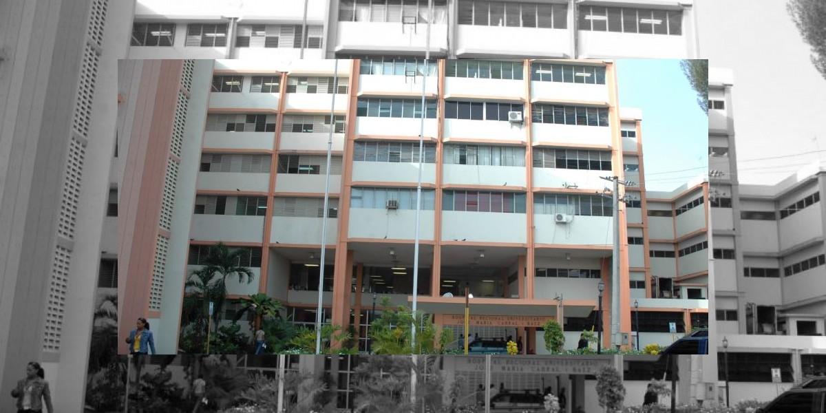 Investigan causas supuesta contaminación en hospital de Santiago
