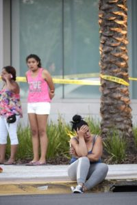 Se investiga como posible acto terrorista Foto:AP