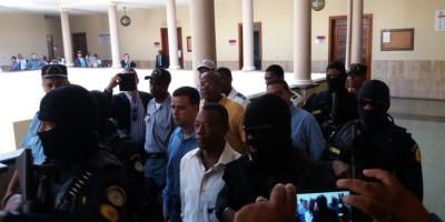 Juez se desapodera de conocer revisión de la coerción a Blas Peralta