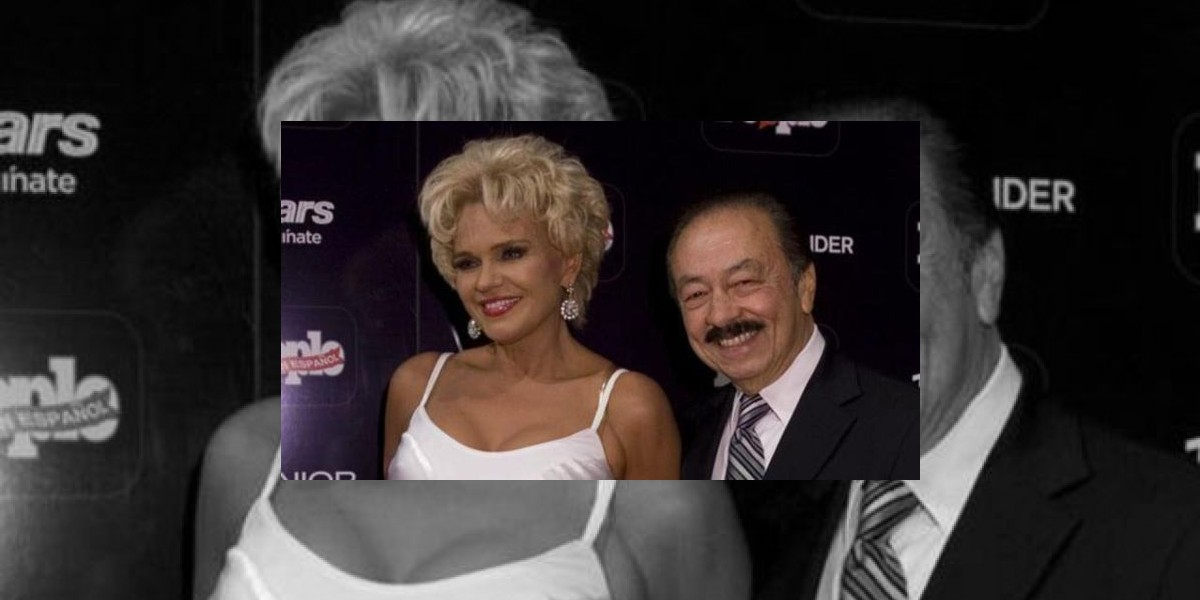 Muere el esposo de la cantante y actriz dominicana Charytín Goyco