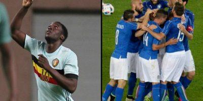 Eurocopa: En vivo Bélgica vs Italia