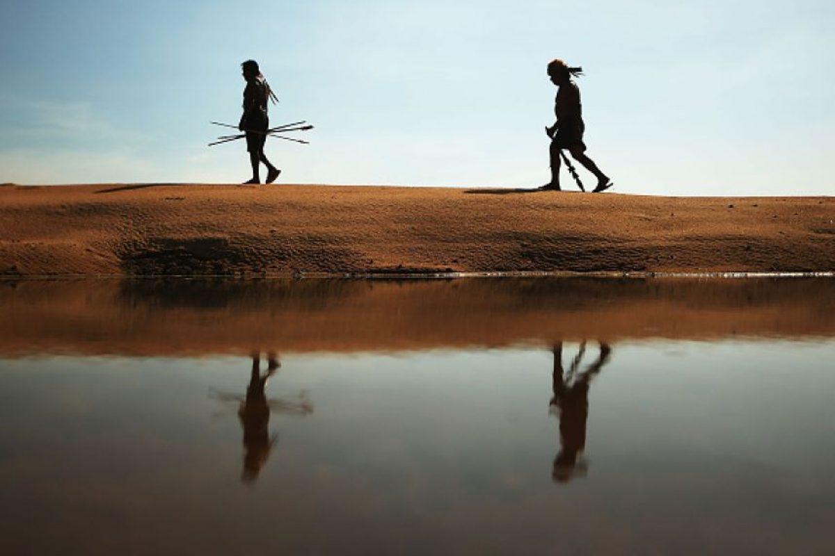 Brasil y Perú poseen la mayor extensión. Foto:Getty Images