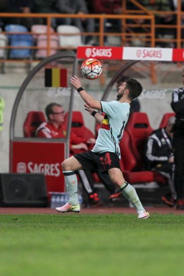 Bélgica llega como una de las grandes candidatas a quedarse con el título de la Eurocopa Foto:Getty Images