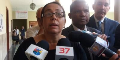 Familiares y amigos de Aquino Febrillet piden que se mantenga en prisión a Blas Peralta