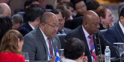Haití pide ayuda a OEA para celebrar nuevas elecciones