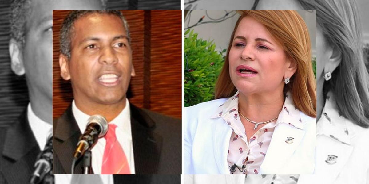 Demóstones Martínez competirá con hermana del presidente Medina para presidir la Cámara de Diputados