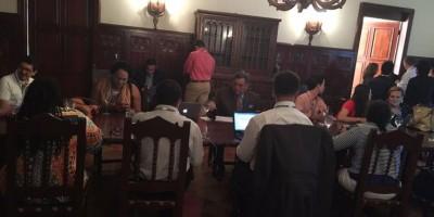 OEA no permite acceso a miembros de la sociedad civil a la 46 Asamblea General