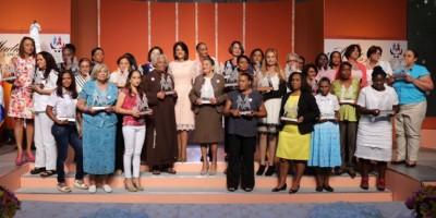 Primera Dama distingue a 32 mujeres con el Premio