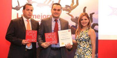 Bepensa Dominicana es certificada entre las mejores empresas para trabajar en el Caribe en 2016