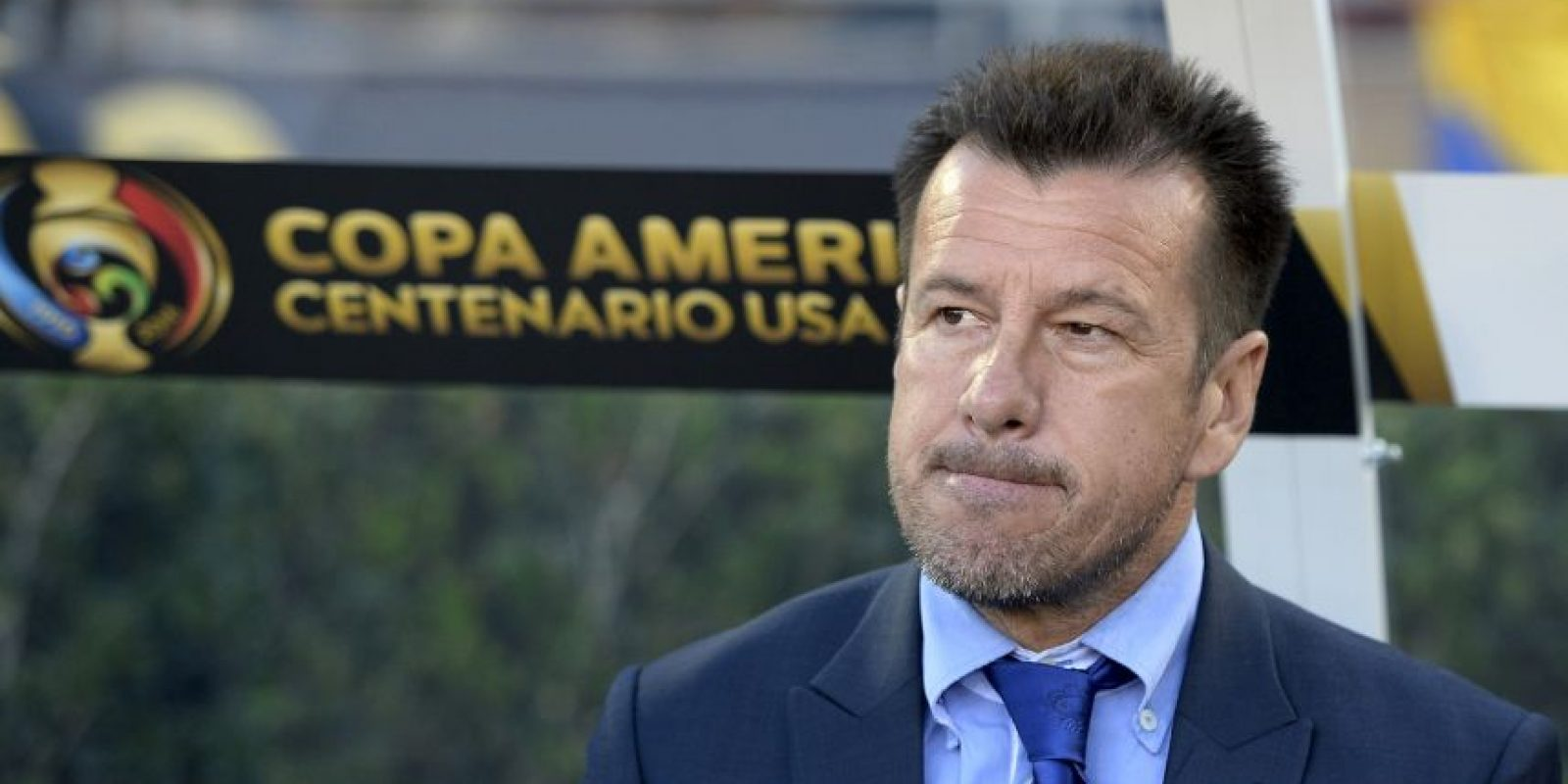 El técnico fue cesado de su cargo tras el fracaso en la Copa América Centenario Foto:Getty Images