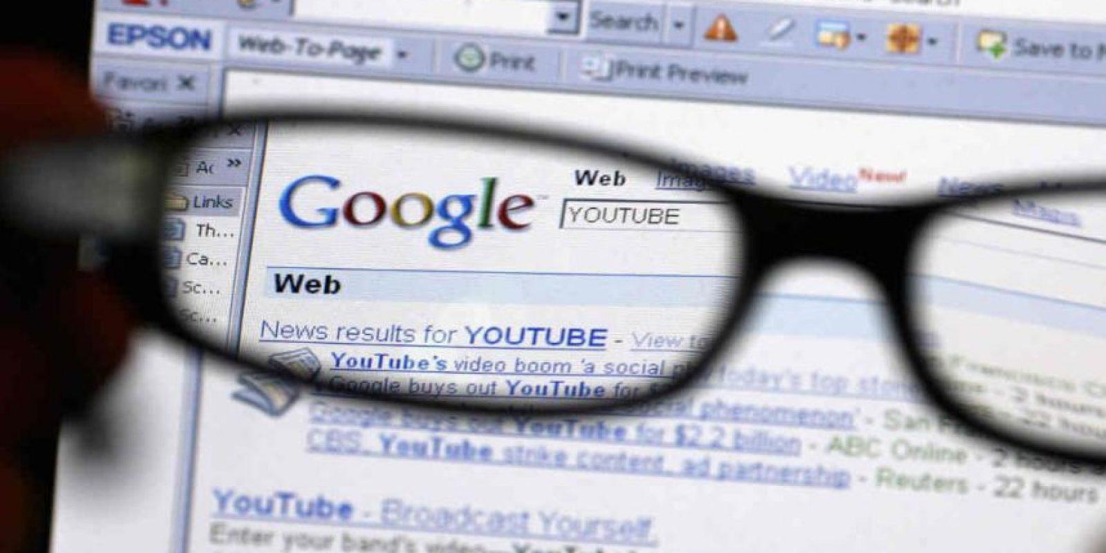 """El botón """"Voy a tener suerte"""" le cuesta a Google ¡11 millones de dólares al año!, pues nos ayuda a saltarnos las búsquedas y la publicidad. Foto:Getty Images"""