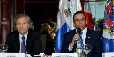 Canciller Navarro reclama desagravio de OEA al país por invasión de EE.UU.