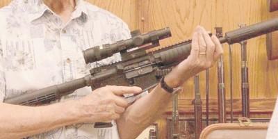 El rifle usado en EEUU es más barato que el iPhone 6
