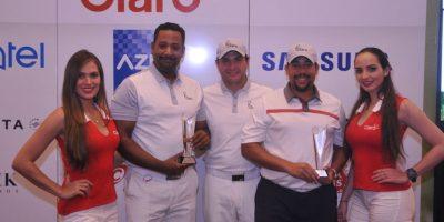 Holguín y Heredia  resultan vencedores de la Tercera Parada del Tour de Golf Claro