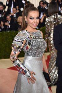 Thalía también trajo al mundo a su segundo bebé a los 40 años Foto:Getty Images