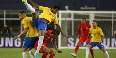 La eliminación en la fase de grupos de la Copa América Centenario golpeó duro a Brasil Foto:Getty Images