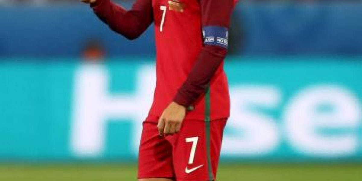 Los dimes y diretes entre Cristiano Ronaldo y el DT de Islandia