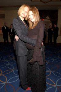 Julianne Moore recibió a su segunda hija a los 41 años Foto:Getty Images