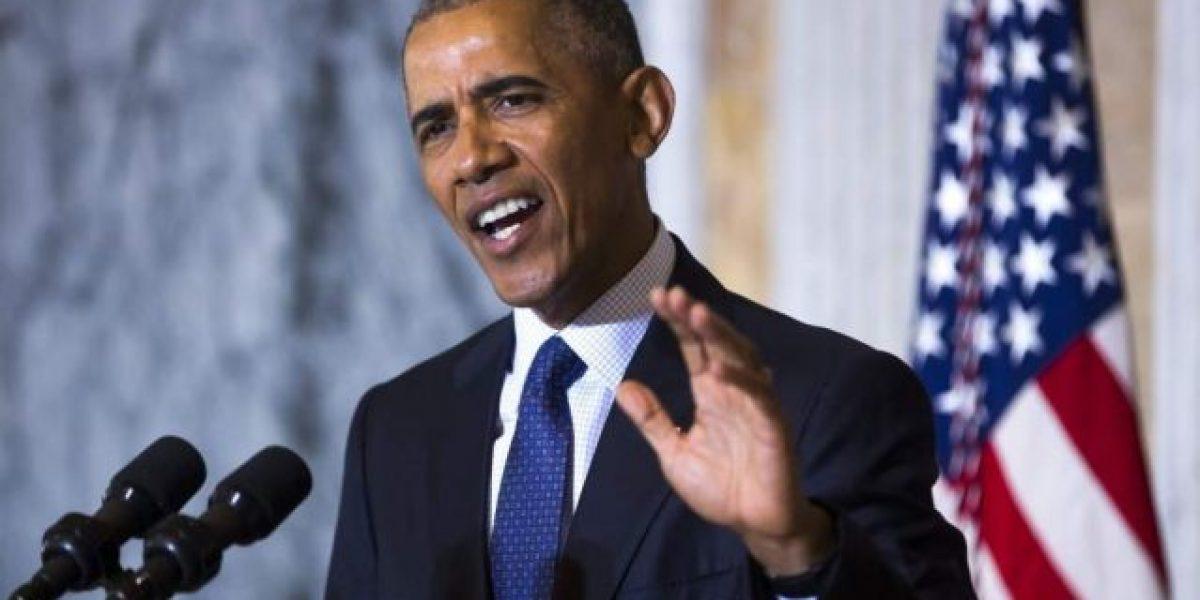 Obama increpa a Trump por discurso en contra de los musulmanes