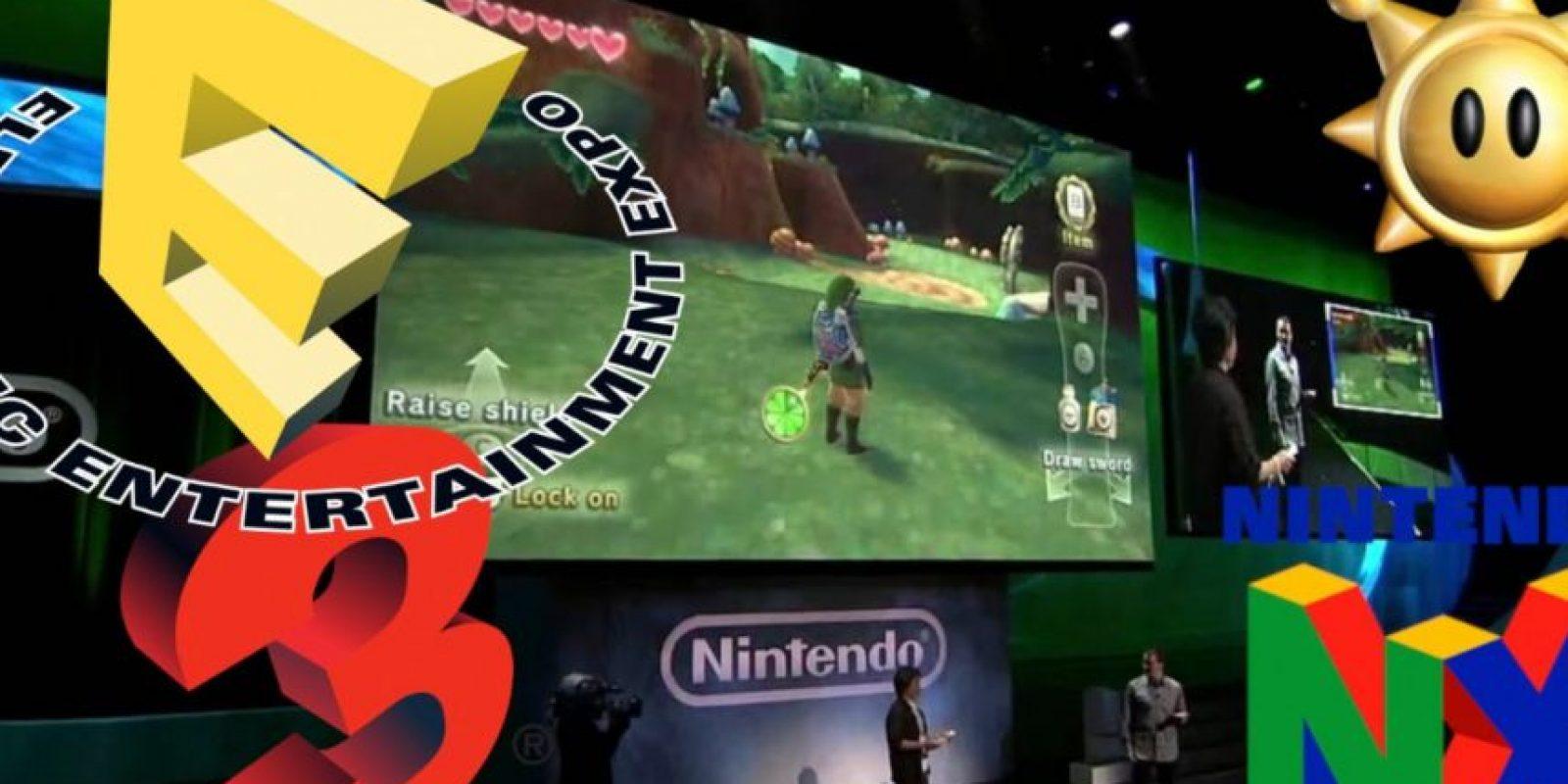 y usada por muchas empresas para presentar sus videojuegos y su hardware. Foto:Wikicommons