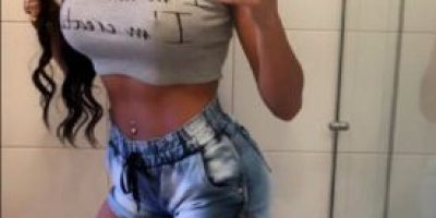 Concursante de Miss Bum Bum quedó parapléjica tras intento de suicidio