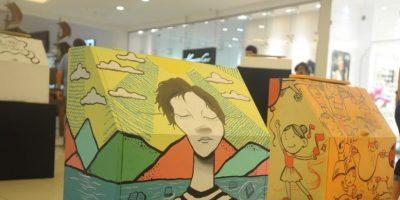 Arte para erradicar el trabajo infantil
