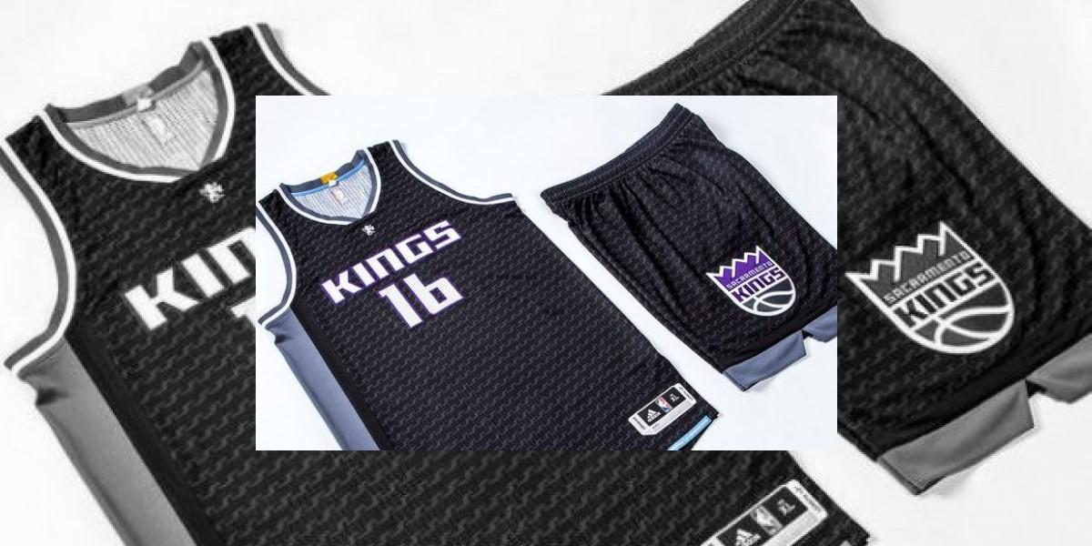 Los Kings presentan nuevos uniformes