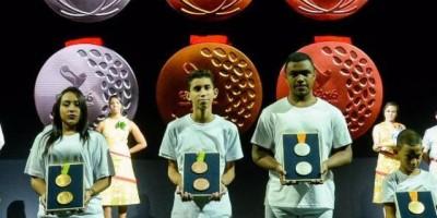 Presentan Medallas de Rio 2016