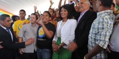 Primera Dama convoca para Juegos Diversidad