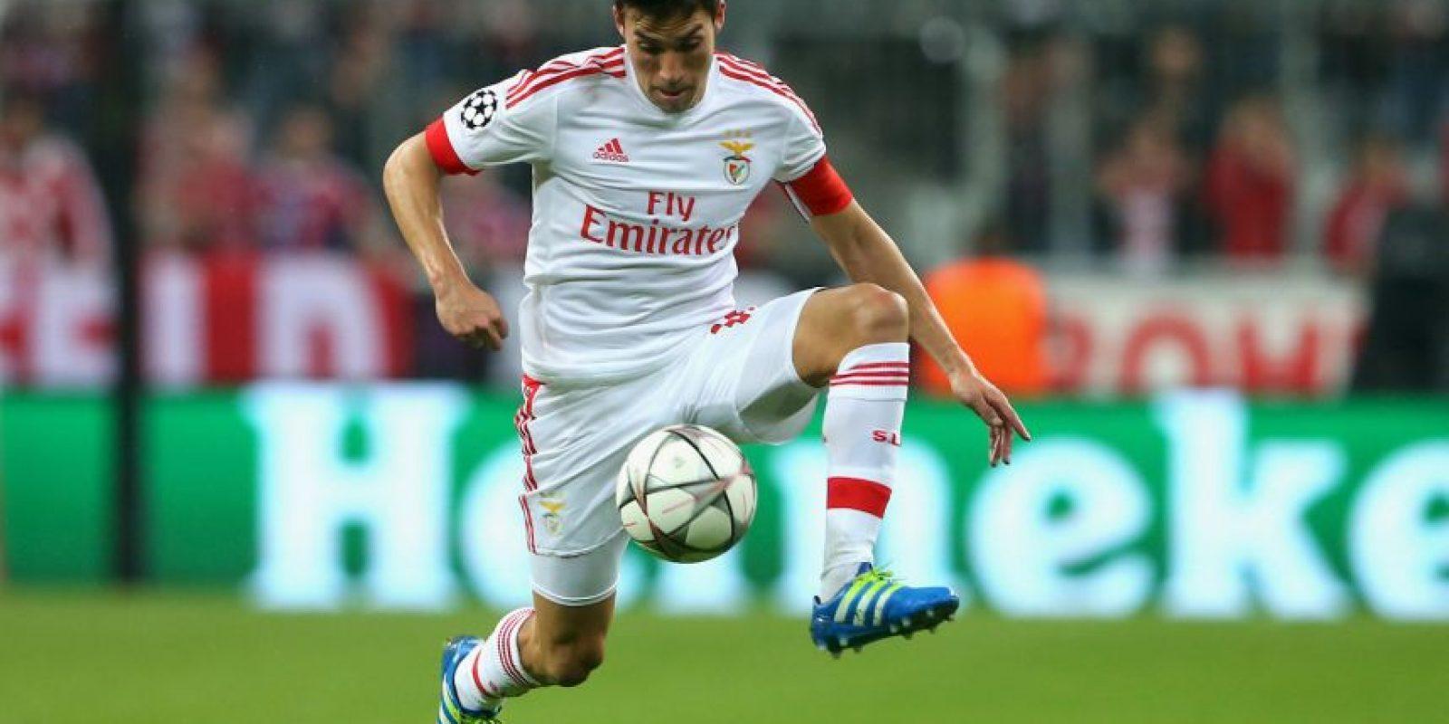 El delantero venía siendo figura en Benfica y se encuentra disputando la Copa América Centenario Foto:Getty Images