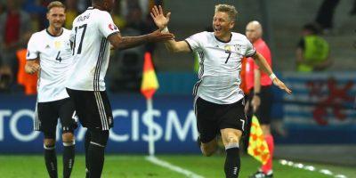 Alemania también venció en la primera fecha y le ganó por 2 a 0 a Ucrania Foto:Getty Images