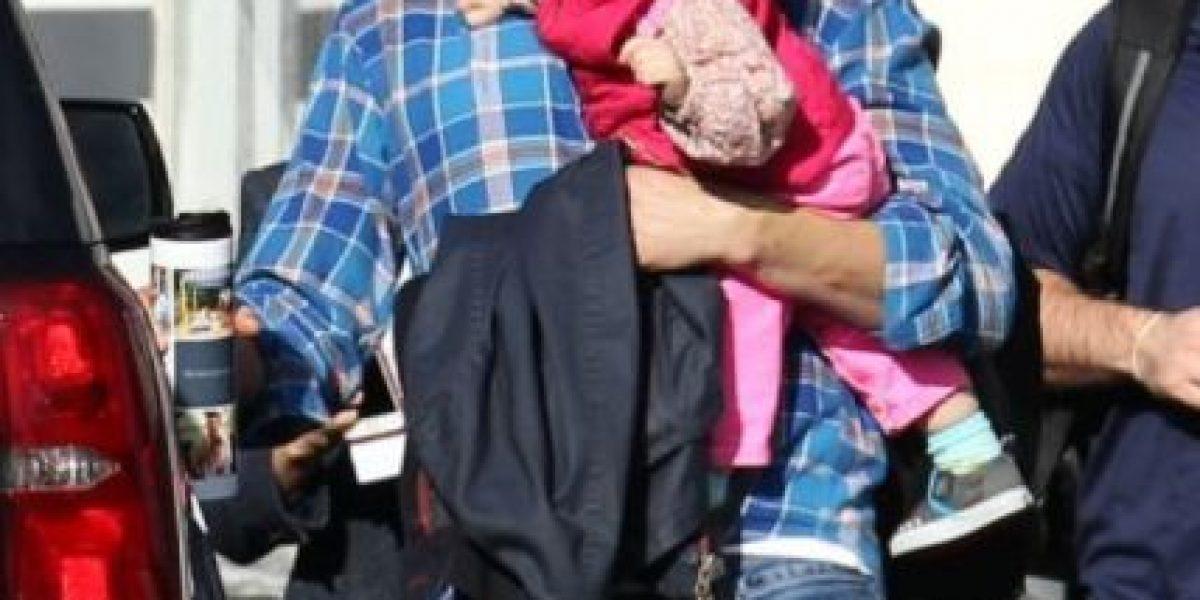Mila Kunis espera su segundo bebé