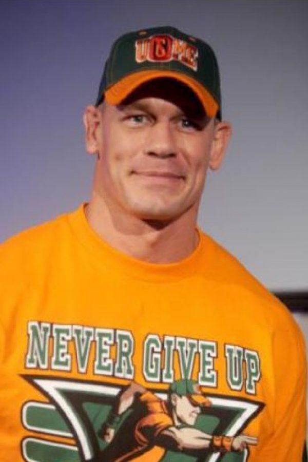 John Cena se mide con AJ Styles Foto:WWE