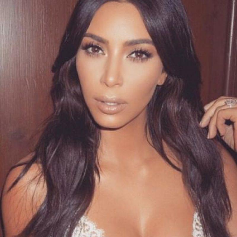"""Fotos de Kim en la revista """"GQ"""" Foto:Vía instagram.com/kimkardashian"""