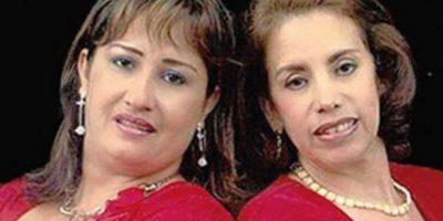 Así se ve el dúo en la vida real. Foto:Canal Caracol