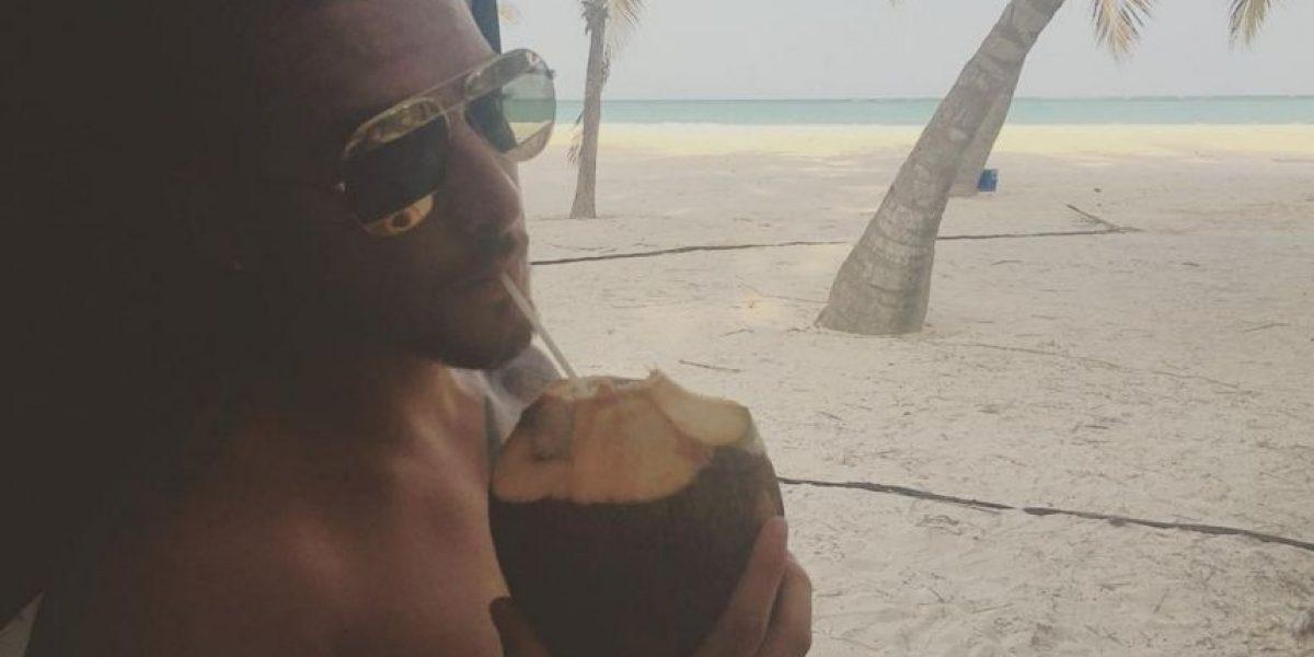 Maluma posa en ropa interior en Instagram