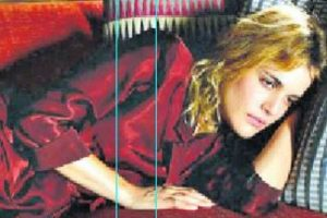 2- Adriana Ugarte. Esta bella actriz española de 31 años da vida también a Julieta, pero a sus 25 años. Ugarte ha ganado notoriedad por sus protagónicos en películas como Castillos de cartón (2009) y Palmeras en la nieve (2015). Foto:Fuente externa