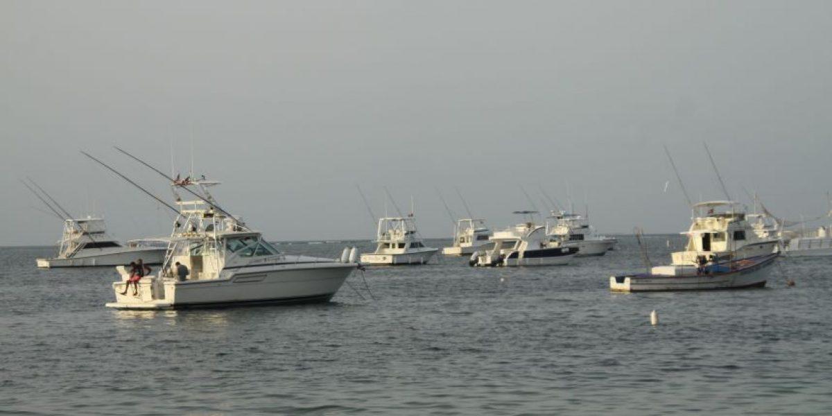 Arranca Primer Torneo Internacional  del Marlin Blanco